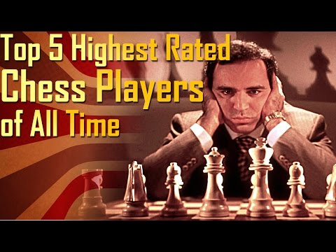 Top 5 Highest Rated Chess Players of All Time