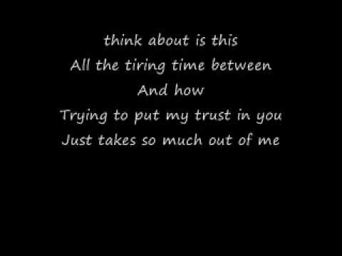 from the inside by linkin park. lyrics!