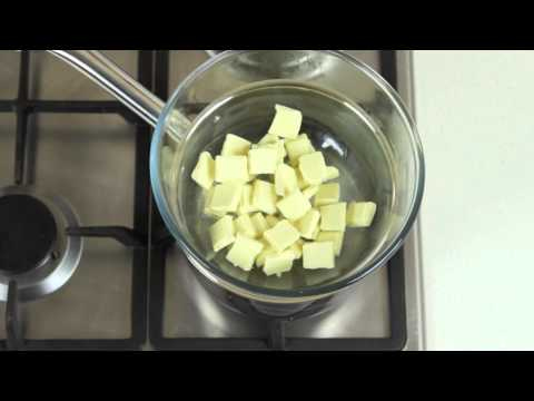 How to: Make chocolate shards
