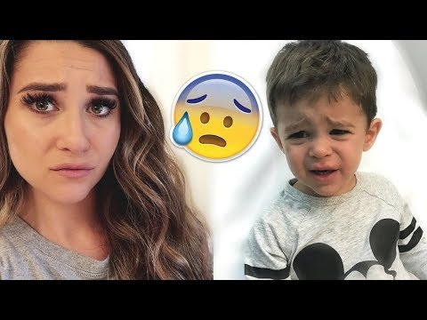 SCARIEST NIGHT EVER! | TODDLER WENT TO THE EMERGENCY ROOM | Liza Adele