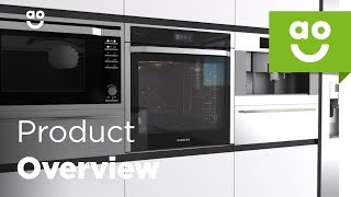 Samsung Single Oven NV73J9770RS  Product overview | ao.com