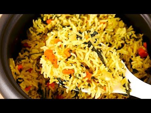 Vegetable Biryani in Rice Cooker Recipe