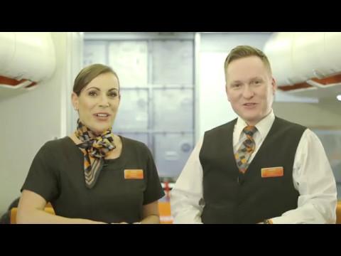 Internal: secret cabin crew code training video