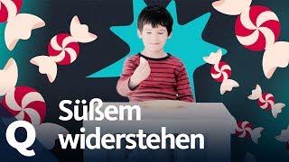 Süßigkeiten-Experiment: Welche Kinder können widerstehen? | Quarks