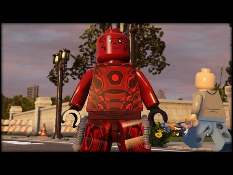 LEGO MARVEL AVENGERS - Customs - Creating Deadpool & Spider-Man?
