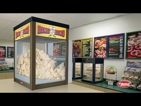 Hatco® Corporation: Holding & Display Cabinets