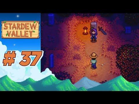 Stardew Valley :: Ep 37 - Abigail's Adventure!