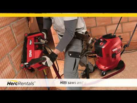 Vacuum Systems Designed for Concrete Dust