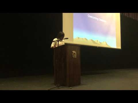 Liberian American Talks about Overcoming Civil War, Immigration and Bullying