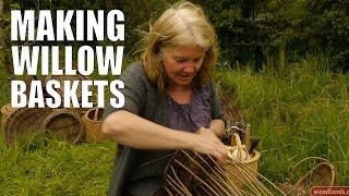 Making Willow Baskets