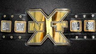 WWE Nxt Championship History (2012 - 2016)