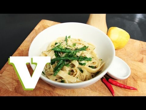 How To Make Anchovy Butter Pasta: The Tasty Tenner
