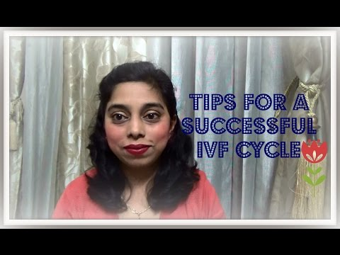 Tips for successful IVF cycle