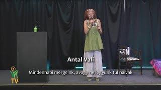 Antal Vali - Mindennapi mérgeink avagy ne legyünk naivak - III. VNTV-Kombucha Fesztivál