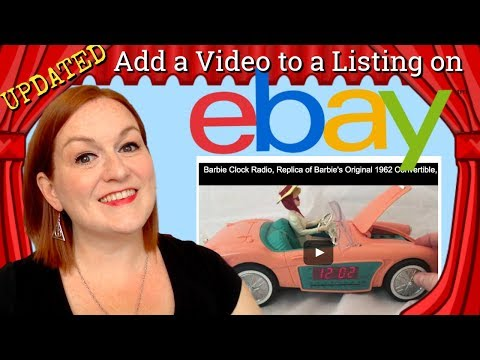 How to Add a Video to an Ebay Listing Updated 2017 - Embed a Youtube Video w/out Active Content