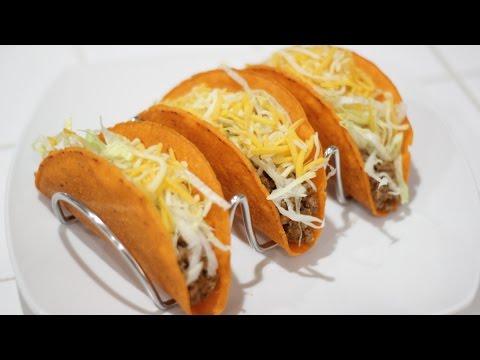 How to Make Doritos Locos Tacos!