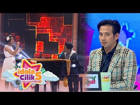 Yona Feat Bagas 'Cobalah Mengerti' Diiringi Alunan Piano Bagas [Idola Cilik 5] [13 Feb 2016]
