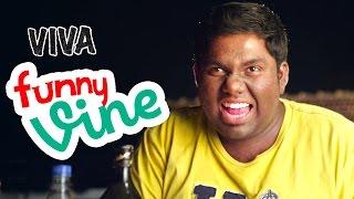 Viva Harsha Funny Vines    Harsha Comedy Scenes    Telugu Comedy Club  2017