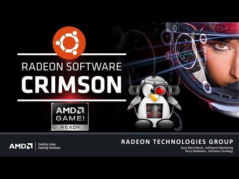 Como instalar Driver AMD Crimson em Ubuntu 14.04 ou Mint 17