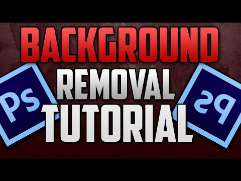 How To Remove Background from an Image using Photoshop! [EASY!]