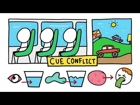 Cue Conflict (Motion Sickness In Games)