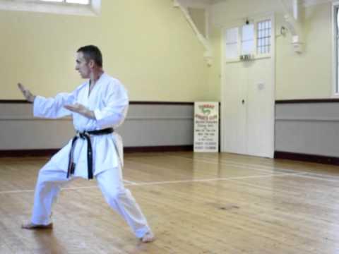 Heian Nidan - SLOW (Shotokan Karate Kata)