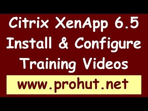 Publish Application on Citrix XenApp 6.5 - Part 4