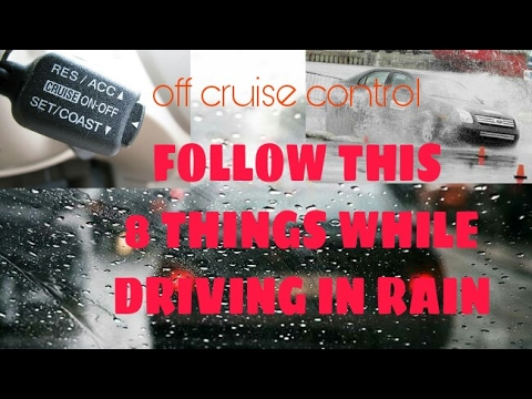 How to drive car safely in rain|car driving for beginners in Hindi|Learn to turn