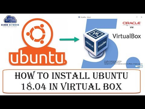 How to Install Ubuntu 18.04 LTS (Bionic Beaver) in Virtual Box