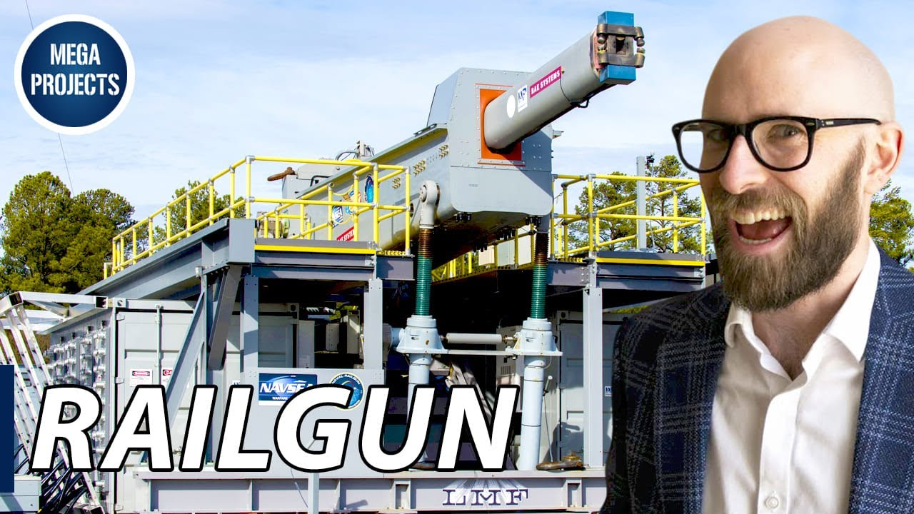 Railguns: The Kinetic Future of Warfare