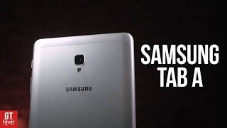 Samsung Galaxy Tab A (2017) Unboxing & First Impressions