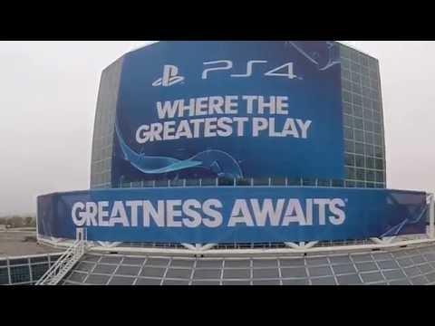 PlayStation Australia at E3 2014 | Day 2