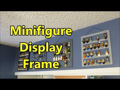 How to Make: The Lego Minifigure Display Frame