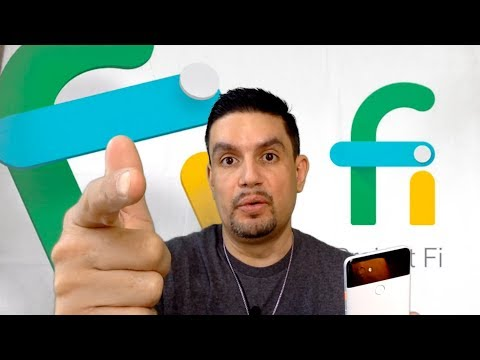 GOOGLE PROJECT FI ( Okay Google What the Heck is this? )