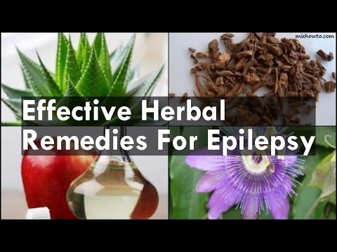 Remedies For Epilepsy