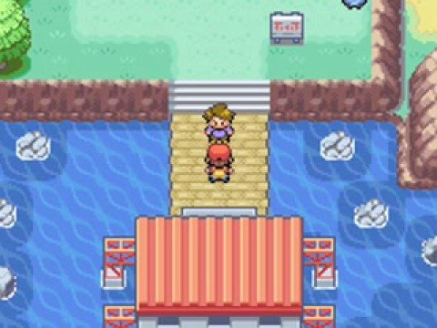 Pokemon FireRed/LeafGreen- Sevii Islands