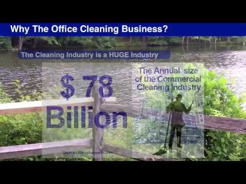 Why The Office Cleaning Business
