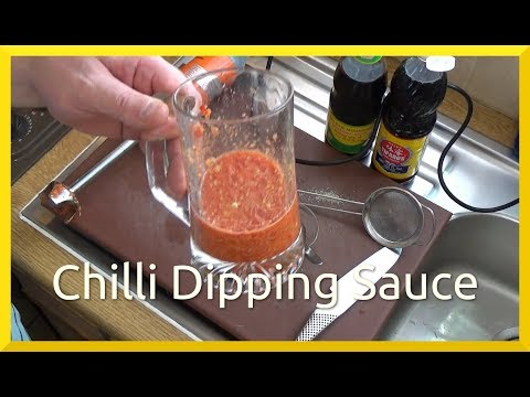 How to Make Chilli Dipping Sauce