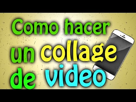 Como crear un collage de video desde el iphone, ipad o ipod touch Tutorial español