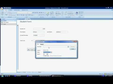linking Access 2007 to Microsoft SQL Server