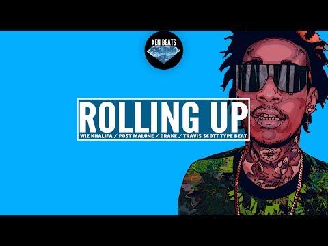 (FREE) Wiz Khalifa x Young Thug x Travis Scott Type Beat - Rolling Up | Xen Beats