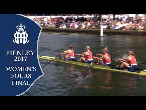 Women's Fours Final - New York Athletic v Hollandia | Henley 2017