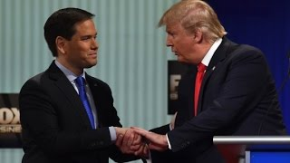 Rubio Reveals He Apologized To Trump For Men With S