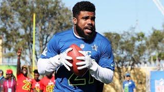 Power Relay Race: Pro Bowl Skills Showdown | NFL
