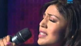 "Debina Bonnerjee Choudhary Singing in ""Star ya Rockstar"""