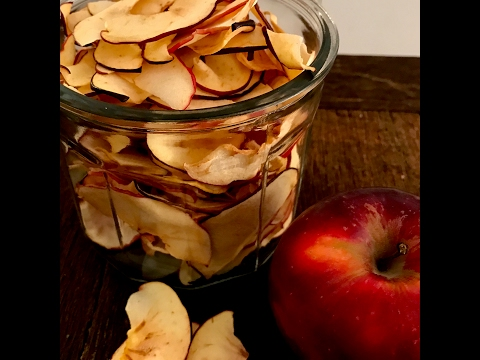 Dried Apples Without a Dehydrator