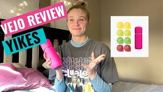 MY CRAPPY VEJO REVIEW *sigh*