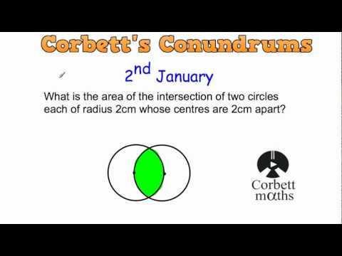 Corbett's Conundrum - 2nd January
