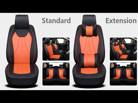 COOCASCO-Four Seasons Universal Car Seat Cover-Color Show
