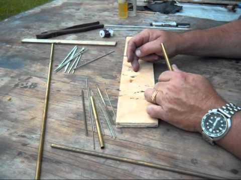 Homemade Mosaic Pins